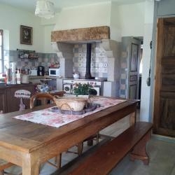 La cuisine en pierre